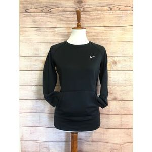Nike Therma Fit Black Pullover